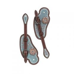 Ladies Spur Straps